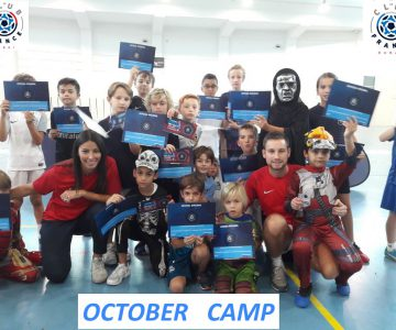 OCTOBER CAMP WAS AMAZING !